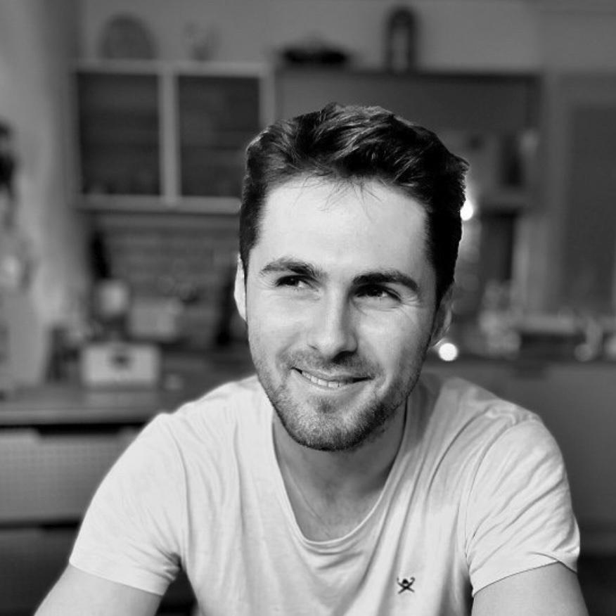 Felix Steup Portraitfoto